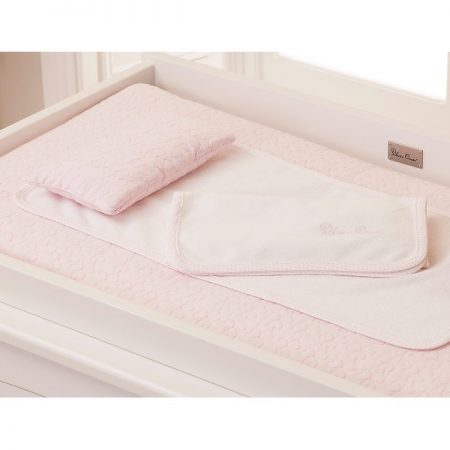 Luxury Changing Mattress Vintage Pink