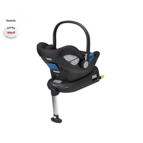 Simplifix Isofix Base Silver Cross
