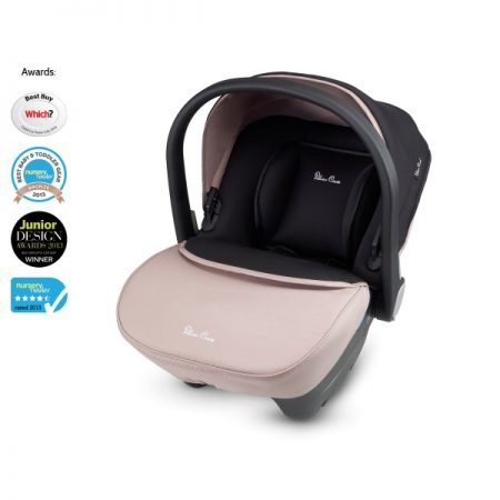 Simplicity Car Seat Sand by Silver Cross