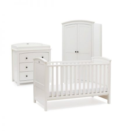 Ashby Style Complete Nursery Set by Silver Cross