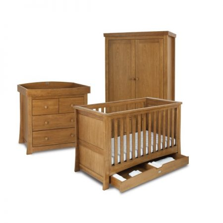 Canterbury Complete Nursery Set