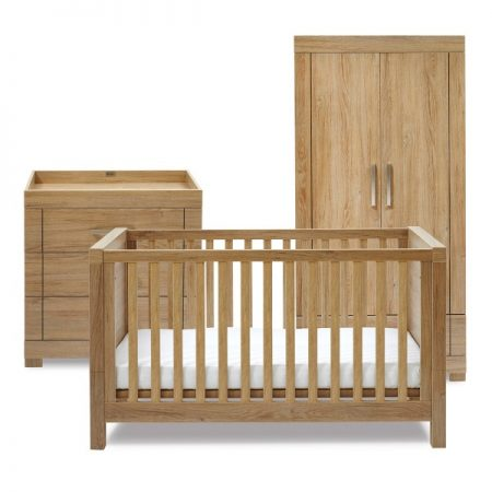 Portobello Complete Nursery Set by Silver Cross