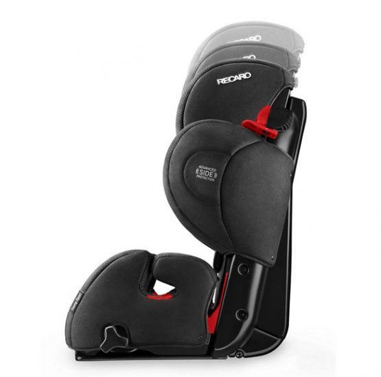 young sport hero group 123 car seat graphite head adjustment