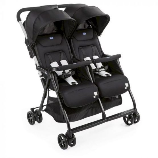 chicco-ohlala-twin-stroller-black-night