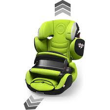Kiddy Guardianfix 3 Cactus Green 9 Months to 12 Years Isofix Car Seat