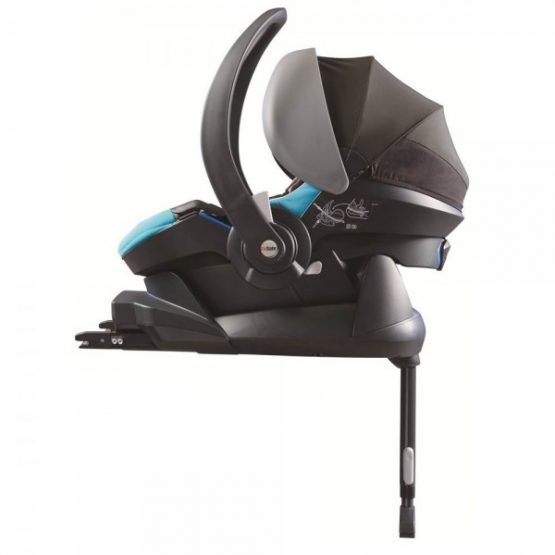 besafe izi go isofix base 0 12 months by affordable baby. Black Bedroom Furniture Sets. Home Design Ideas