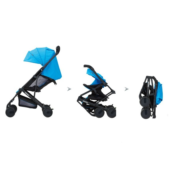 Recaro Easy Life Stroller Saphire From 6 Months With Raincover
