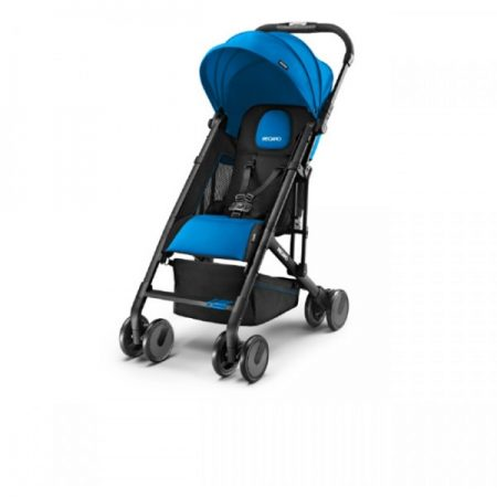 Recaro Easy Life Stroller Graphite Black Frame From 6 Months