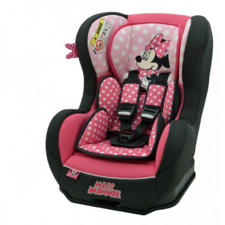 Disney Cosmo Sp Lux Car Seat Minnie Mouse 0 - 4 Years