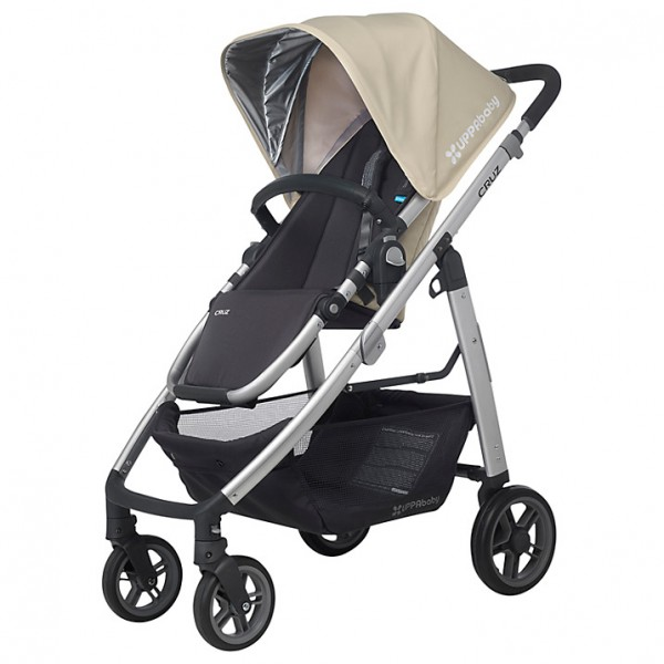 Uppababy Cruz Pushchair Lindsey with Carrycot