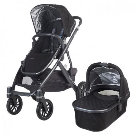Uppababy Vista 2015 Pushchair & Carrycot Jake black