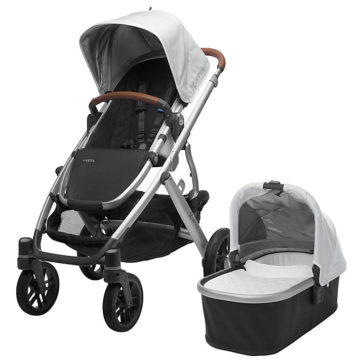 Uppababy Vista 2017 Pushchair & Carrycot Loic