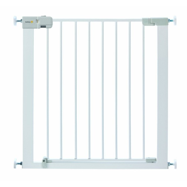 Safety 1st Simply Close Pressure Fit Metal Safety Gate