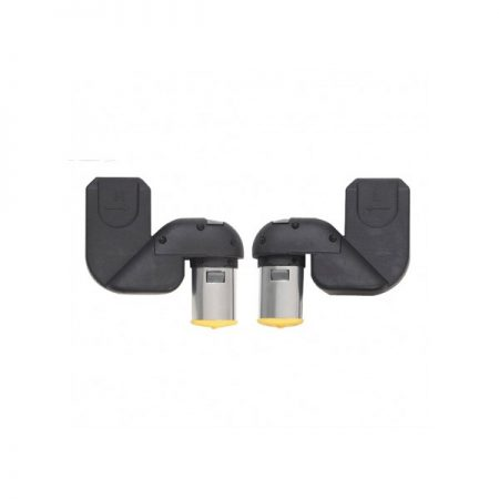 Peach Lower Car Seat Adapters