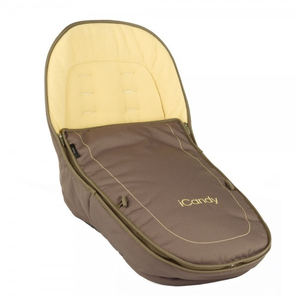 iCandy Peach Universal Footmuff All Colours