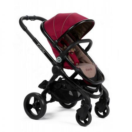 iCandy Peach 2016 Pushchair Claret