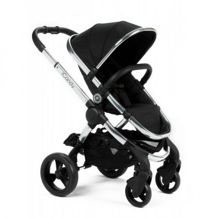iCandy Peach 2016 Pushchair Black Magic