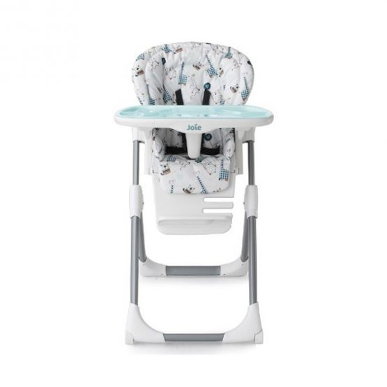 Joie Mimzy Highchair, Removable tray and Foot rest