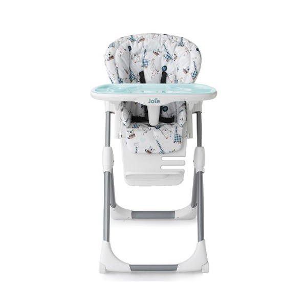 Joie Mimzy Highchair, Ned & Gilbert Removable tray and Foot rest
