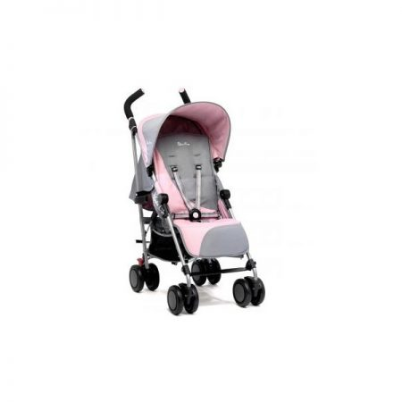 NEW SILVER CROSS POP 2 PUSHCHAIR PINK/GREY
