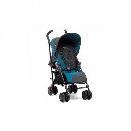 NEW SILVER CROSS POP 2 PUSHCHAIR JADE/BLACK