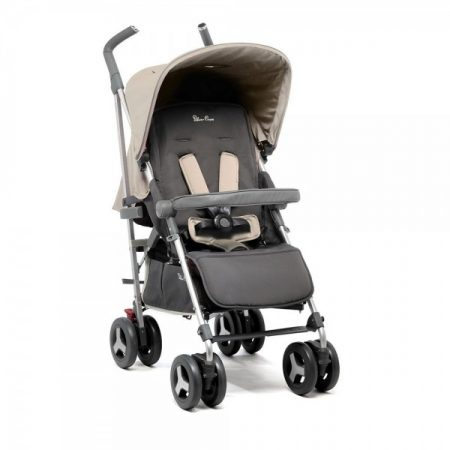 New Silver Cross Reflex Pushchair Sand