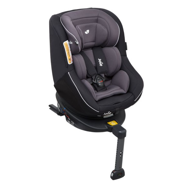 Joie Spin 360 Extended Rearward Facing Isofix Car Seat 0-4 Years Two Tone Black
