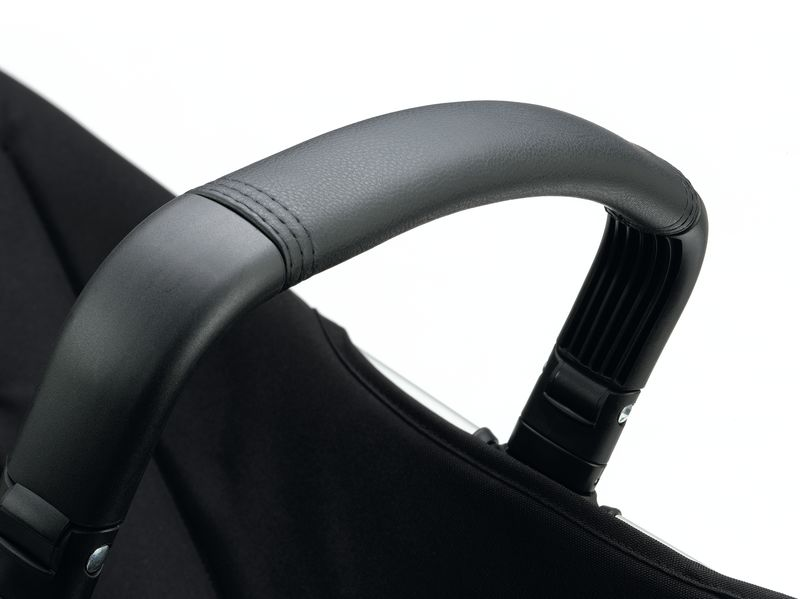 Bugaboo Buffalo+ Pushchair & Carrycot – Alu Chassis / Pick Your Colour Hood & Apron