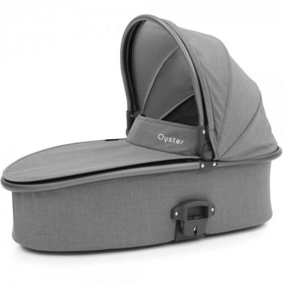 Babystyle Oyster 2 City Grey Limited Edition Package Including Car Seat & Base