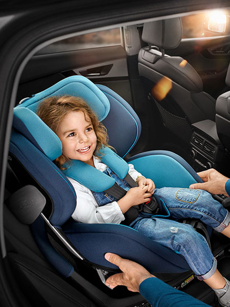 Spin & Rearward Facing Car Seats