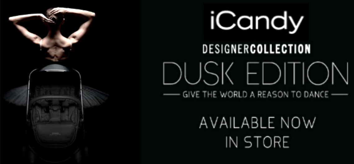 iCandy peach dusk collection