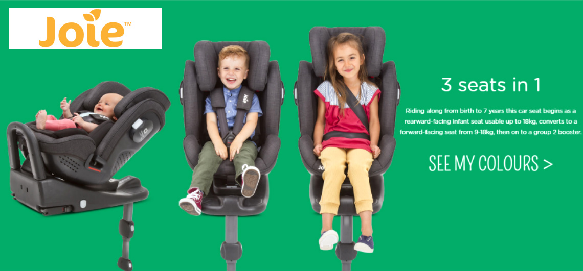 Joie Isofix I-Size Stages