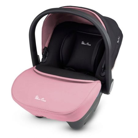 Silver cross simplicity car seat in vintage pink