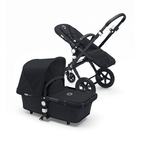 bugaboo cameleon 3 new leather look handle all black