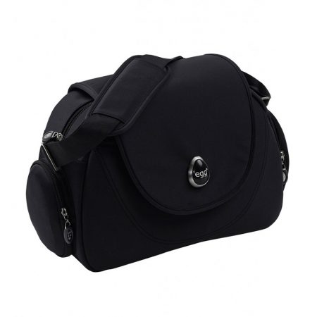egg changing bag espresso gotham black