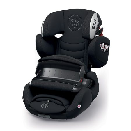 Kiddy GuardianFix pro 3 isofix child car seat Onyx Black 9 months 12 years