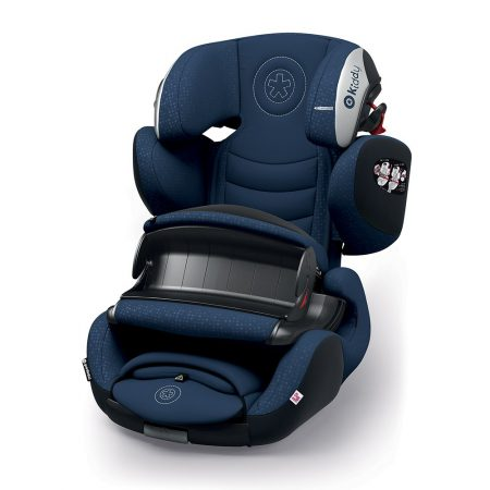 Kiddy GuardianFix pro 3 isofix child car seat Night Blue 9 months 12 years