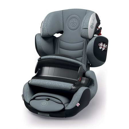 Kiddy GuardianFix pro 3 Isofix child car seat Grey 9 months 12 years
