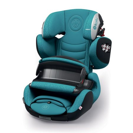 Kiddy GuardianFix pro 3 isofix child car seat Ocean Blue 9 months 12 years