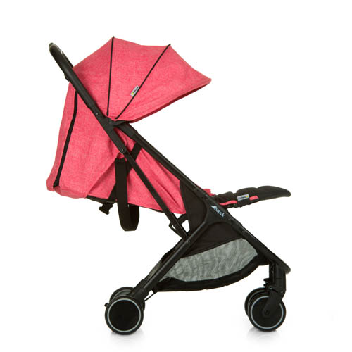 Hauck Swift Small Folding Buggy Rose Caviar Includes Raincover