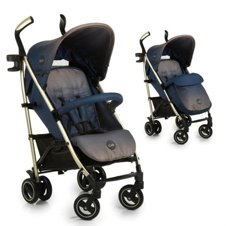 Hauck icoo pace pushchair dress blue 0-3 years