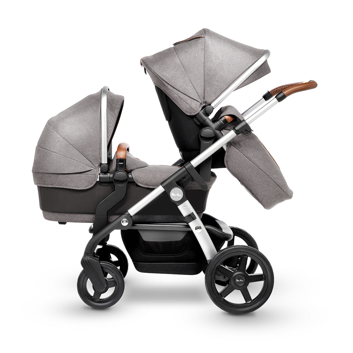 Silver Cross Wave Pram Amp Pushchair Sable