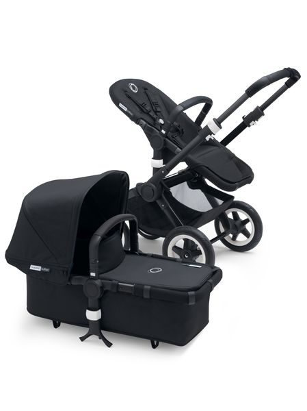 bugaboo buffalo black chassis black