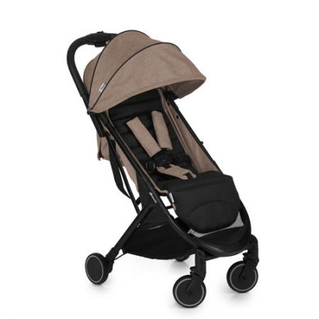 hauck swift beige caviar pushchair to 3 years