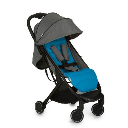 hauck swift grey azure pushchair 0-3 years