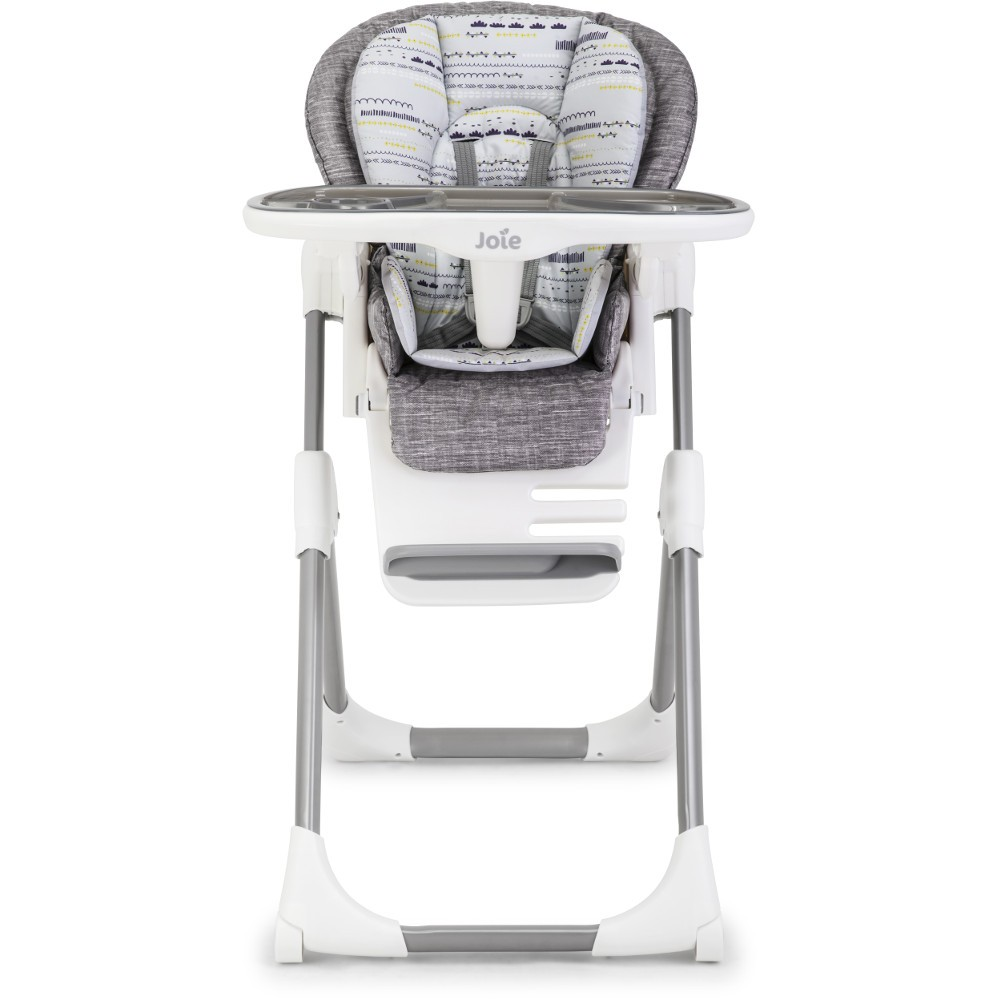 Joie Mimzy LX Highchair - Khloe & Bert Gray