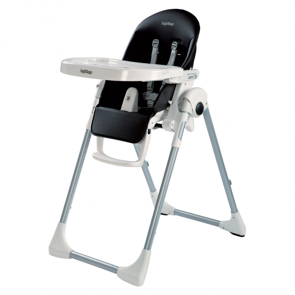 Peg Perego Prima Pappa Highchair From Birth Liquorice