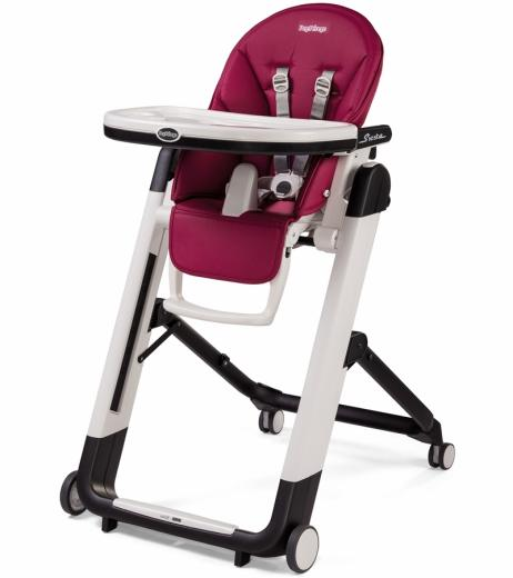 Peg Perego Siesta Highchair From Birth - Berry