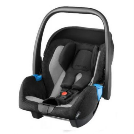 recaro privia graphite baby car seat
