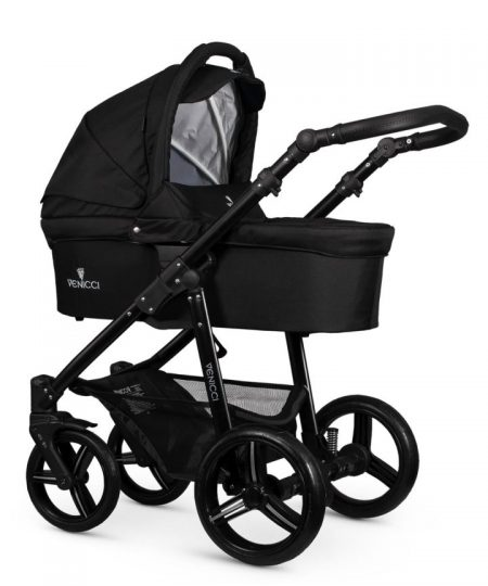 Venicci Soft 3 in 1 System Pushchair, Carrycot & Car Seat